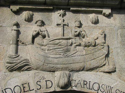 La barca de Santiago