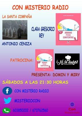 PROGRAMA DE RADIO: CON MISTERIO