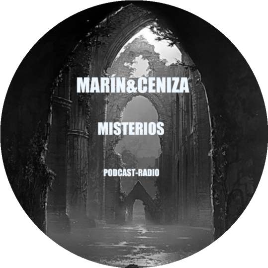 LOGO MARÍN&CENIZA MISTERIOS PODCAST-RADIO