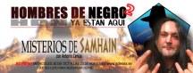 PODCAST: HOMBRES DE NEGRO