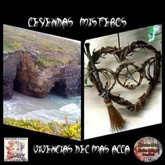 GRUPO FACE: LEYENDAS MISTERIOS VIVENCIAS DEL MÁS ALLÁ