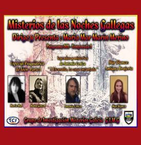 MISTERIOS DE LAS NOCHES GALLEGAS PODCAST RADIO PROGRAMA 1