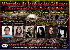 MISTERIOS DE LAS NOCHES GALLEGAS PODCAST RADIO PROGRAMA 5