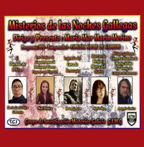 MISTERIOS DE LAS NOCHES GALLEGAS PODCAST RADIO PROGRAMA 3