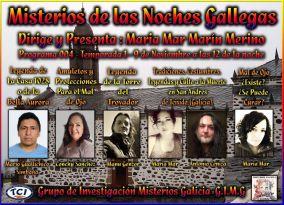 MISTERIOS DE LAS NOCHES GALLEGAS PODCAST RADIO PROGRAMA 4